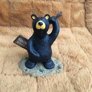 Big Sky Carvers Don't Feed the Bears Figurine